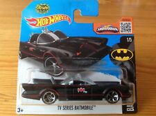 BATMAN Classic TV Serie BATMOBILE. NEW SEALED ! (Hotwheels, DC Comics, Marvel)