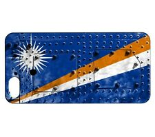 Coque iPhone SE Drapeau ILES MARSHALL 06