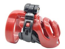 New Male Chastity Device Penis Lock Cock Ring Cage With 4 Size Cock Sex Toys
