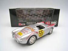 BRUMM 1955 Porsche 550 RS Spyder Panamericana Fletcher Telefunken 1/43 With Box