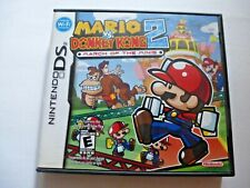 Nintendo DS Mario Vs Donkey Kong 2 March Of The Minis Video Game 2006