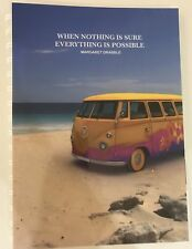 2018 - 2019 financial year diary Kombi Colourful With Possible QUOTE A5
