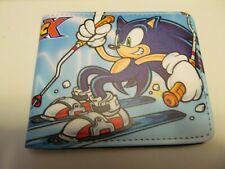 Sonic The Hedgehog (STH#1) Bi-Fold Wallet  (New)