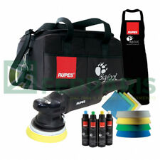 KIT Random orbital polisher Rupes bigfoot LHR15 ES DLX 220-240 V Warranty 1 year