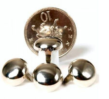 Large Round Dome Shiny Studs Pack 100