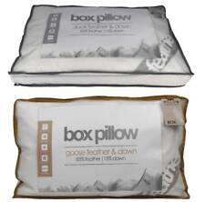 PIUMA D'OCA o Anatra & Down Box cuscino ideale per Lato & Indietro traversine