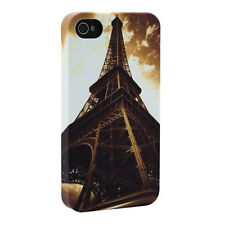 Eiffel Tower Case/Cover For iPhone 4/4S NEW  RRP £14.99 Venom Landmarks