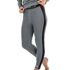 Arctic Cat Women's Athletic Fit Moisture Wicking Base-Layer Pants Gray 5282-19_