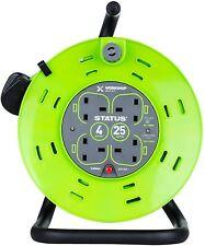 Masterplug LDCC2513/4BL-MP 25m Power Cable