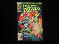 The New Mutants #5 (Jul 1983, Marvel) MID GRADE