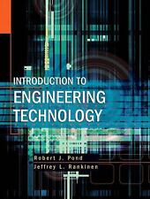 Introduction To Engineering Technology by Pond