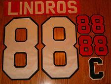 Lindros Philadephia Flyers  Home (Orange) jersey kit