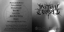 Ritual Combat-Occultus Requiem CD ANY fan of true black metal death will love it