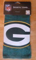 WinCraft  McARTHUR Green Bay Packers 15'' x 25'' Sports Golf Towel - NFL