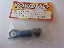 YOKOMO YS-4SSS-5 L.F.PRO SHOCK BODY (SSS)& CAP