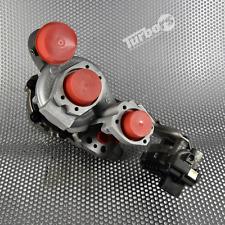 Turbocompresor VW Touareg r50 5.0 TDI 351 PS 07z145873j 07z145873b derecha