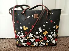 Disney Dooney & Bourke I am Mickey Mouse tote bag purse NWOT body parts, RARE!