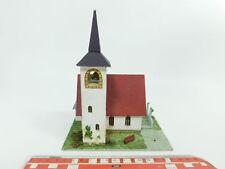 AR192-1#RS Modell H0/00 Church No 6484 Wood / Mass / 50/60 Set Years?