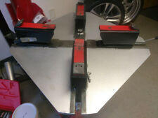 """Used Corghi A9824 28"""" adapters Clamp A9820 A9212 A9220 - 24"""" wheel Tire Changer"""