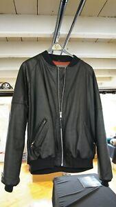 U.S.A. MFG Genuine Harley Davidson Embossed Men's 3XL Leather Jacket #5 TopShelf