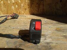DUCATI 749 999 RIGHT BAR SWITCH START KILL ASSEMBLY