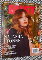 BUST Magazine, NATASHA LYONNE, Paul Rudd, Sasheer Zamata & Nicole Byer