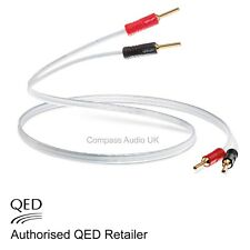 QED XT25 Performance Speaker Cable 1 x 6m Airloc Forte ABS Plugs Terminated