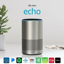 All-New Amazon Echo 2nd Generation Improved Dolby Sound and Design
