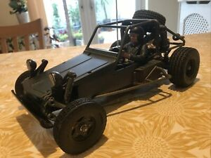 Tamiya Fast Attack Vehicle 1/10 Scale Rc Buggy Custom Build One Off Stunning RTR