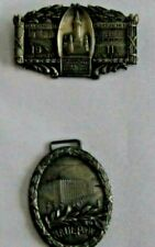 Civil war POW medal reunion 1911 Rochester, NY made by Bastion Bros.
