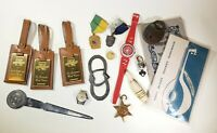 Group Of Misc Vintage & Antique Estate Found Items -
