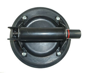 "8"" ADT Vacuum Granite/Glass Suction Cup Lexan Handle"