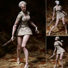 Figma SP-061 Silent Hill 2 Bubble Head Nurse Freeing Action Figure PVC NEW
