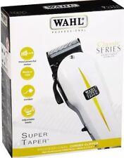 Wahl Professional Classic Series Super Taper Chrome Corded Salon Clipper