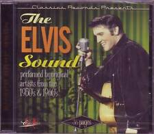 V.A. - THE ELVIS SOUND Vol.1 CD Performed by original artists from the 50s & 60s