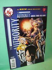 The Authority #1 Volume 2 Wildstorm Comic Comics F/VF Condition