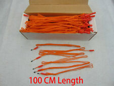 1m 100pcs coppe wire connect wire fireworks firing system waterproof box Yellow