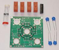 KIT 4:1 remote antenna switch DIY cheap SO-239 KIT