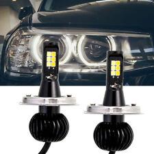 2pcs H4 9003 HB2 Yellow&White LED Headlight Conversion Kit 6000K/3000K Bulbs