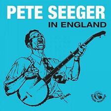 Pete Seeger in England by Pete Seeger (Folk) (CD, Jul-2016, 2 Discs, Fellside...