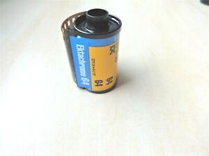 Expired KODAK EKTACHROME 64 35mm camera film from 2006 lomo lomography film