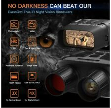 "Night Vision Goggles, Night Vision Binoculars for Hunting with 2.31"" TFT LCD NR"