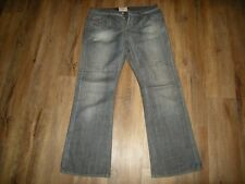 Energie Steven Worn Out and D.Stressed Button Fly Jeans Session 34x34 Distressed