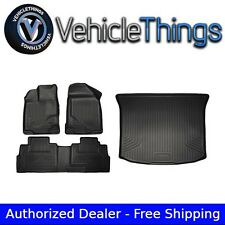 Husky Liners Weatherbeater Floor Mat/Cargo Liner for Ford Edge/Lincoln MKX Black