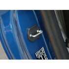 Car Door Lock Cover Caps Accessories Parts Fit For Ford Mustang 2015-2018