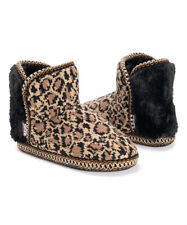 MUK LUKS - Ebony Anita Slipper Boot - Women  - Size M(7-8)