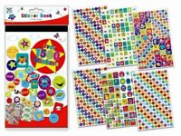 1500 Children's Reward Stickers Chart Motivation Kids Teacher School Well STBI