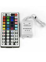 44 Key IR Remote Controller For RGB 3528 and 5050 LED Light Strip 12V