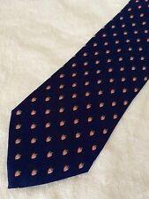 BATTISTONI cravatta tie original 100% seta silk made in italy nuova new