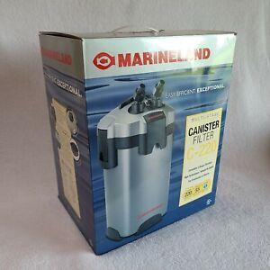 NOS Marineland C-220 Multi-Stage Canister Aquarium Filter 55 Gallon